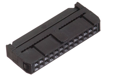 26-pin IDC connector for LPT header