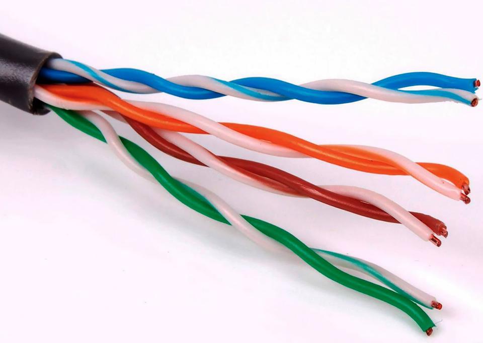 Картинки видов кабелей