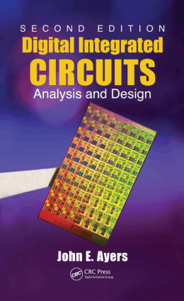 Digital Integrated Circuits Analysis and Design Second Edition by John E. Ayers